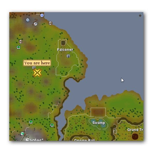 Location of Common Kebbit Burrows in Runescape
