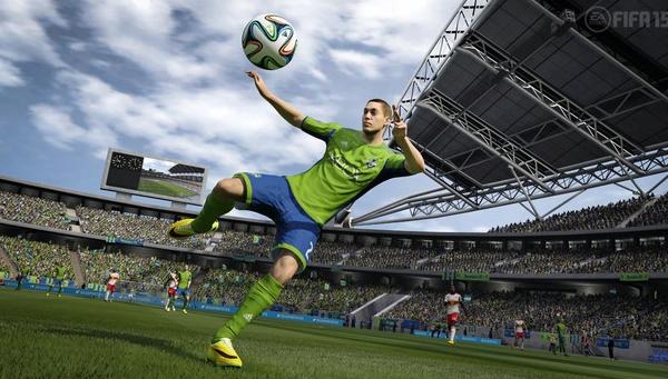good shooter, FIFA 15