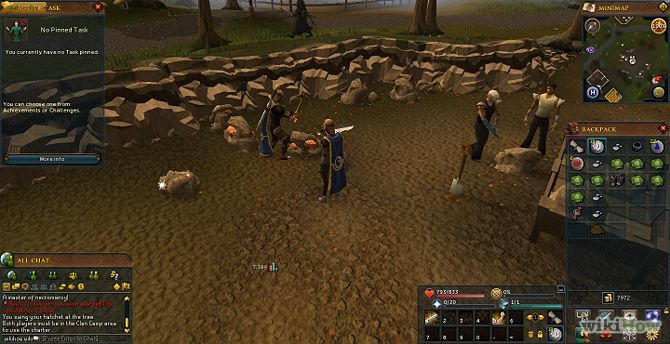 how to use rune essence in runescape
