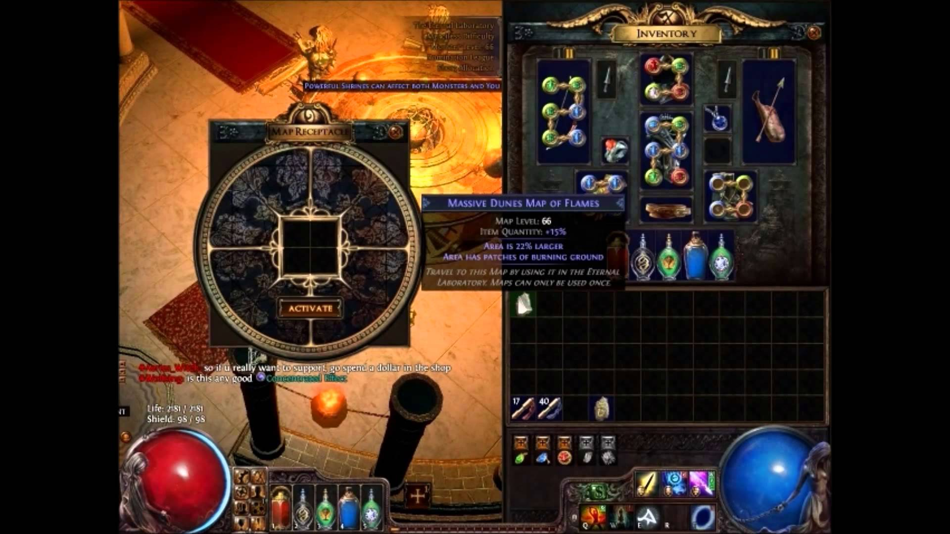 Path of exile Attack Speed BeastCrafting Recipes | Runescape