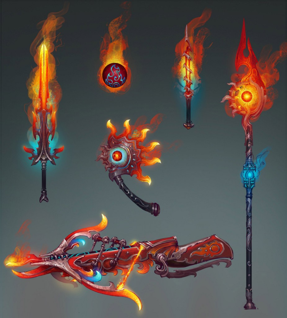 Runescape Weapons of Fire News