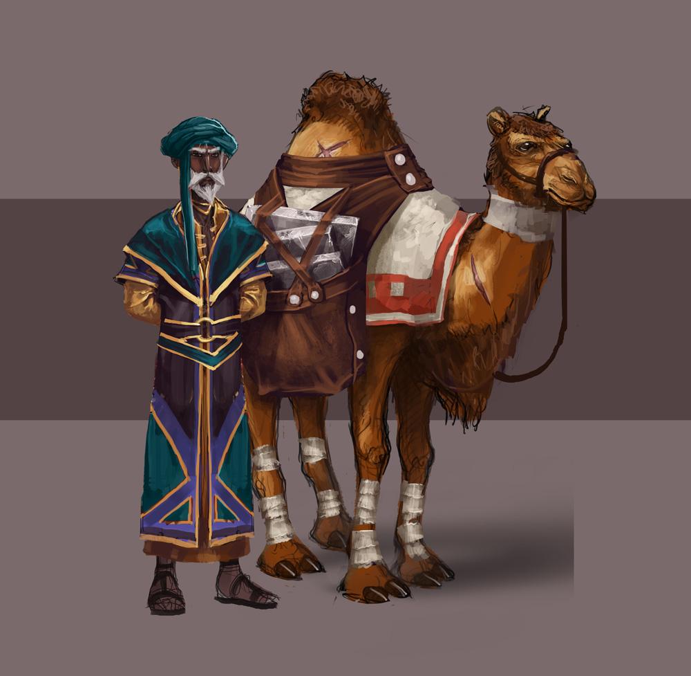 runescape merchant