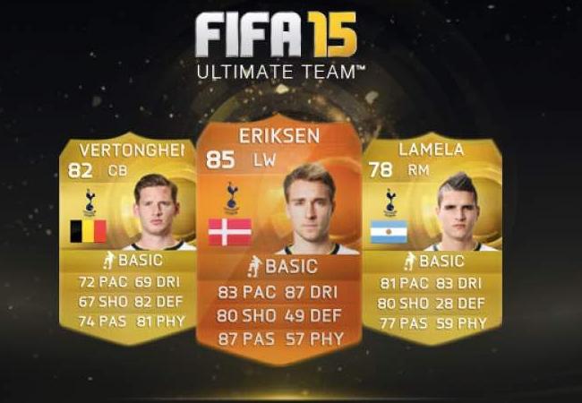 dribbling, Eriksen, FIFA 15