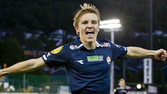 January upgrades, FIFA 15, Martin Odegaard